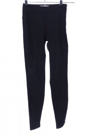 H&M L.O.G.G. High-Waist Hose blau Casual-Look