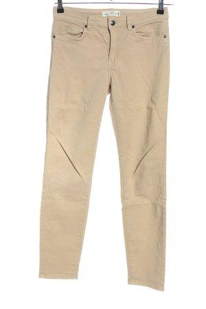 H&M L.O.G.G. High Waist Jeans wollweiß Casual-Look