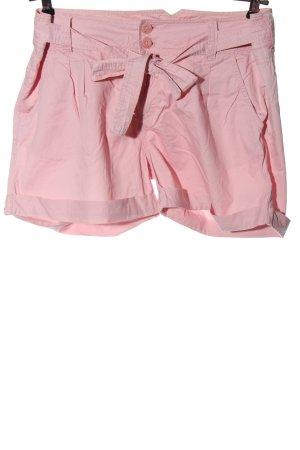 H&M L.O.G.G. High-Waist-Shorts pink Casual-Look