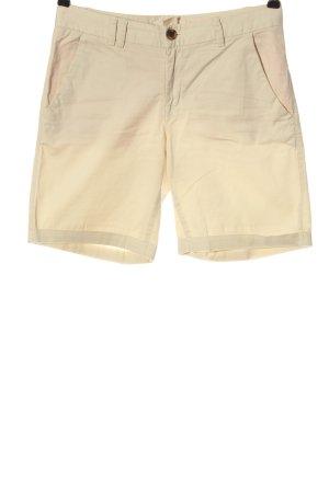 H&M L.O.G.G. High-Waist-Shorts creme Casual-Look