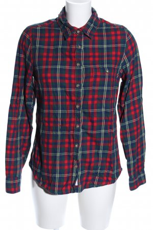 H&M L.O.G.G. Holzfällerhemd Karomuster Casual-Look