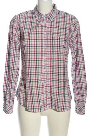 H&M L.O.G.G. Camisa de leñador estampado a cuadros look casual