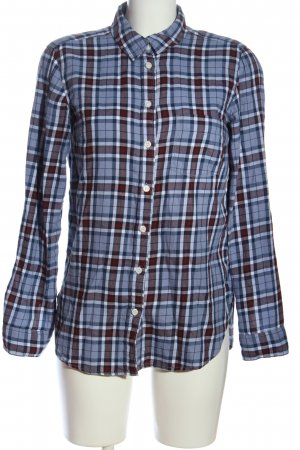 H&M L.O.G.G. Holzfällerhemd Allover-Druck Casual-Look