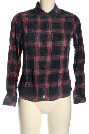 H&M L.O.G.G. Houthakkershemd geruite print casual uitstraling