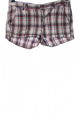 H&M L.O.G.G. Hot Pants Allover-Druck Casual-Look