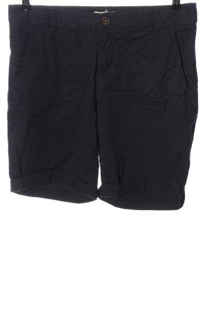 H&M L.O.G.G. Hot Pants schwarz Casual-Look