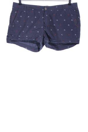 H&M L.O.G.G. Hot Pants Motivdruck Casual-Look