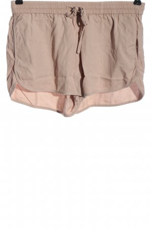 H&M L.O.G.G. Hot Pants nude Casual-Look