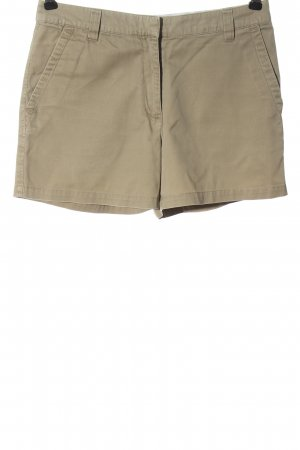 H&M L.O.G.G. Hot Pants creme Casual-Look