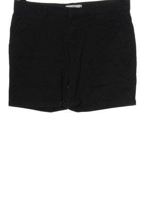 H&M L.O.G.G. Hot Pants schwarz Elegant