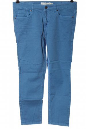 H&M L.O.G.G. Hüfthose blau Casual-Look