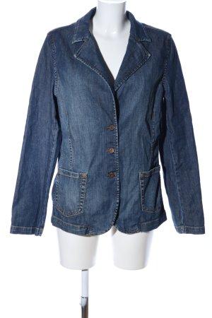 H&M L.O.G.G. Blazer in jeans blu stile casual