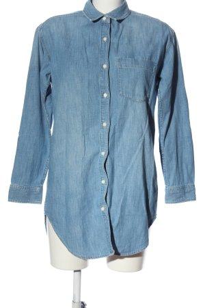 H&M L.O.G.G. Chemise en jean bleu style décontracté