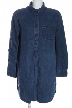 H&M L.O.G.G. Jeansjurk blauw casual uitstraling