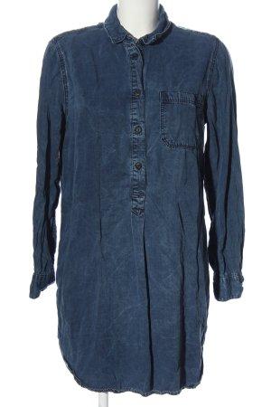 H&M L.O.G.G. Denim Dress blue casual look