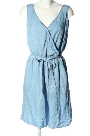 H&M L.O.G.G. Jeanskleid blau Casual-Look