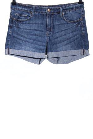 H&M L.O.G.G. Spijkershort blauw casual uitstraling