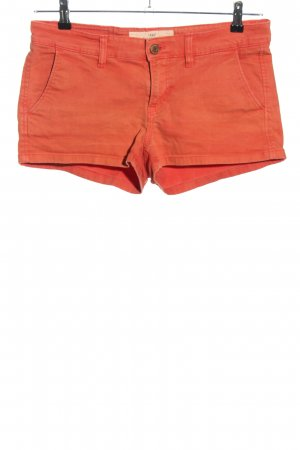H&M L.O.G.G. Jeansshorts hellorange Casual-Look