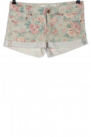 H&M L.O.G.G. Jeansshorts Allover-Druck Casual-Look