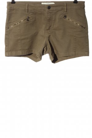 H&M L.O.G.G. Jeansshorts braun Casual-Look