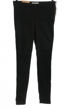 H&M L.O.G.G. Jeggings schwarz Casual-Look