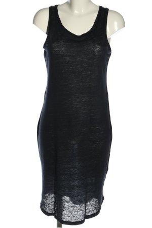 H&M L.O.G.G. Jerseykleid schwarz Casual-Look