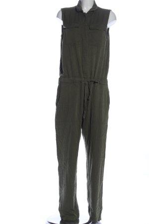 H&M L.O.G.G. Jumpsuit khaki Casual-Look