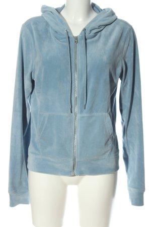 H&M L.O.G.G. Kapuzensweatshirt blau schlichter Stil