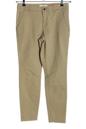H&M L.O.G.G. Kaki broek khaki casual uitstraling