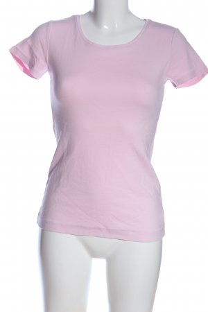 H&M L.O.G.G. T-Shirt lila Casual-Look