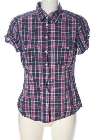 H&M L.O.G.G. Short Sleeve Shirt check pattern casual look