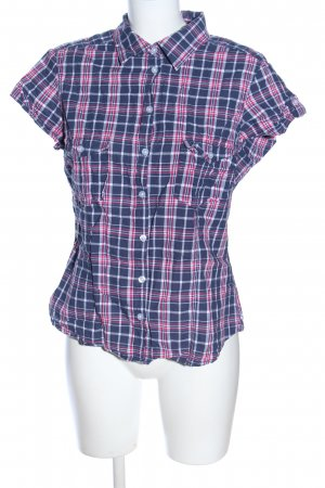 H&M L.O.G.G. Short Sleeve Shirt allover print casual look