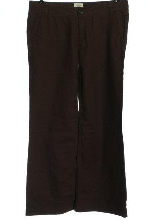 H&M L.O.G.G. Pantalon en lin kaki élégant