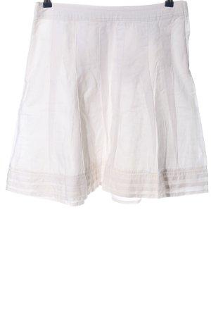 H&M L.O.G.G. Gonna in lino bianco stile casual