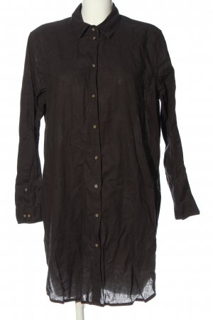 H&M L.O.G.G. Long-Bluse schwarz Casual-Look