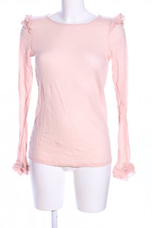 H&M L.O.G.G. Longsleeve pink Casual-Look