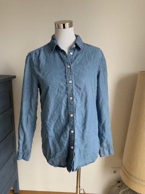H&M Bluzka jeansowa Wielokolorowy