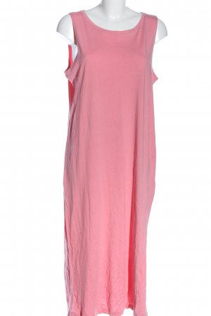 H&M L.O.G.G. Tube Dress pink casual look