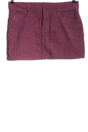 H&M L.O.G.G. Minirock pink Casual-Look
