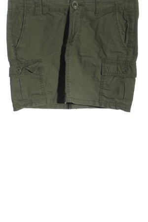 H&M L.O.G.G. Minirock khaki Casual-Look