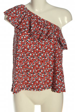 H&M L.O.G.G. Eénschoudershirt abstract patroon casual uitstraling