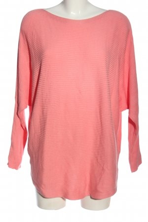 H&M L.O.G.G. Oversized Pullover pink Casual-Look