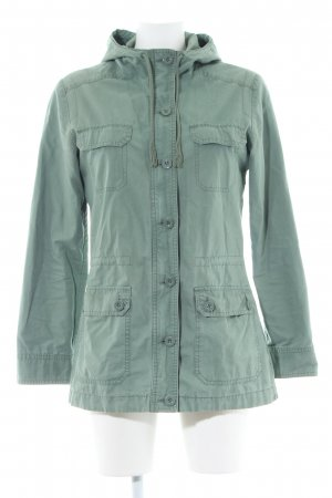 H&M L.O.G.G. Parka türkis Casual-Look
