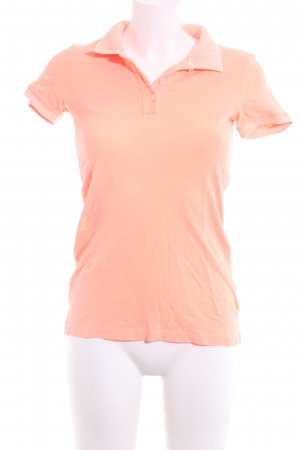 H&M L.O.G.G. Polo-Shirt nude Casual-Look
