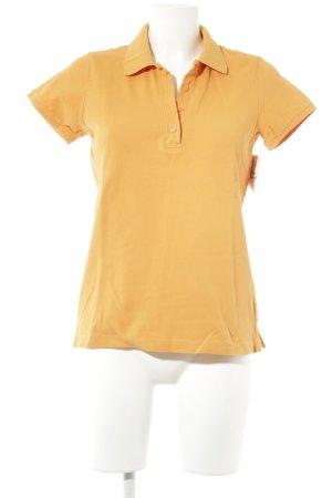 H&M L.O.G.G. Polo-Shirt orange Casual-Look