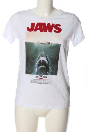 H&M L.O.G.G. T-shirt imprimé imprimé avec thème style décontracté
