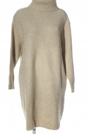 H&M L.O.G.G. Pulloverkleid creme Casual-Look