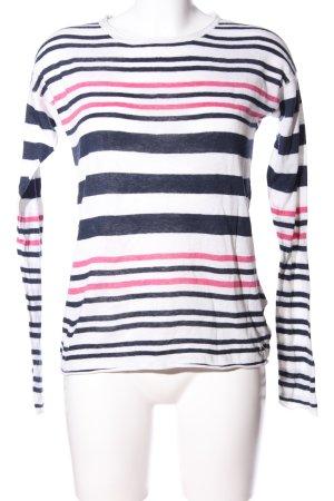 H&M L.O.G.G. Stripe Shirt striped pattern casual look