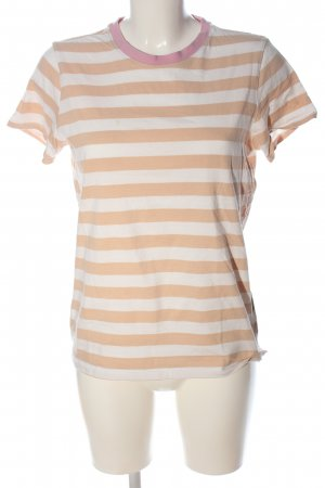 H&M L.O.G.G. Camisa de rayas estampado a rayas look casual
