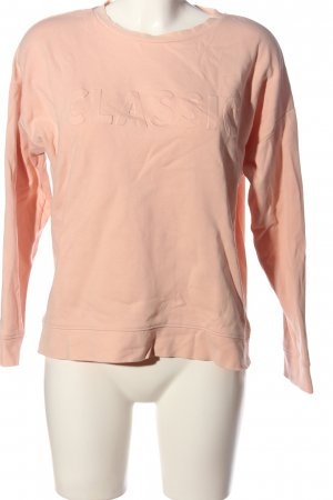 H&M L.O.G.G. Rundhalspullover nude Casual-Look
